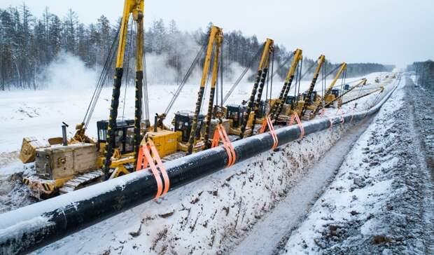 Компания для газопровода «Сила Сибири— 2» зарегистрирована вМонголии