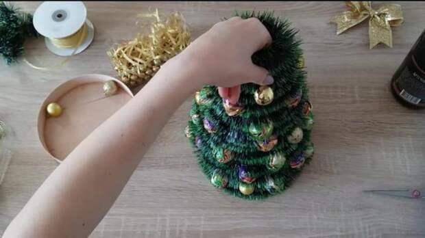 Сделаем чудо своими руками. Завораживающие балерины-снежинки и елку
