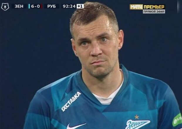Автору спича о «дерьмовой позиции» придется показывать КПД с первых минут – Дзюба на лавке в матче с «Боруссией». В запасе еще двое игроков основы