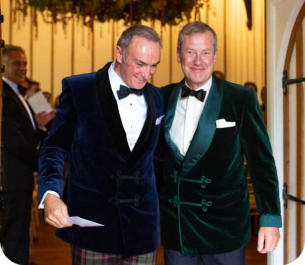 Первая в истории королевская однополая свадьба