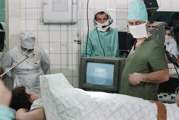 Обезболивание пациента дистанционно во время сеанса психотерапии