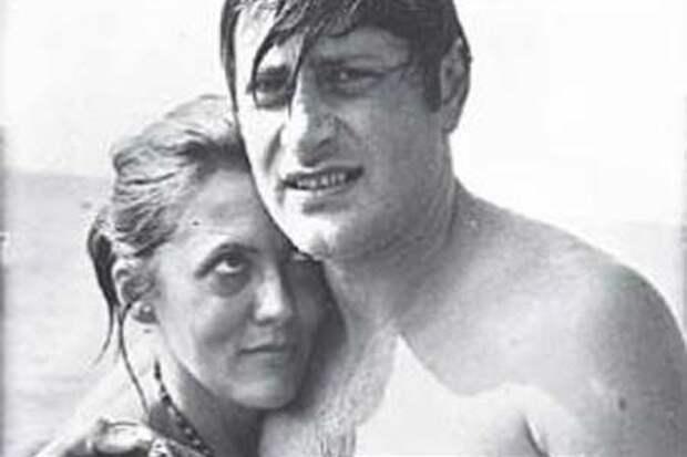 """Валентин Смирнитский со второй женой Ириной (фото: """"Штуки-дрюки"""")"""