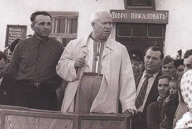 Миллионер в вышиванке, или Что имел за душой бессребренник Никита Хрущев