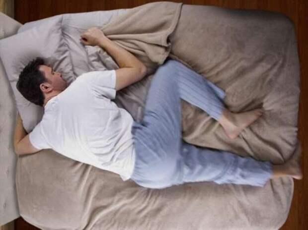 О чем расскажет поза сна, которую выбирает человек