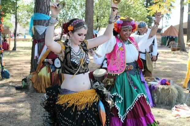 На улице Свободы пройдёт фестиваль цыганской культуры