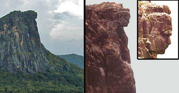 В Африке обнаружена гигантская статуя возрастом 12 тысяч лет