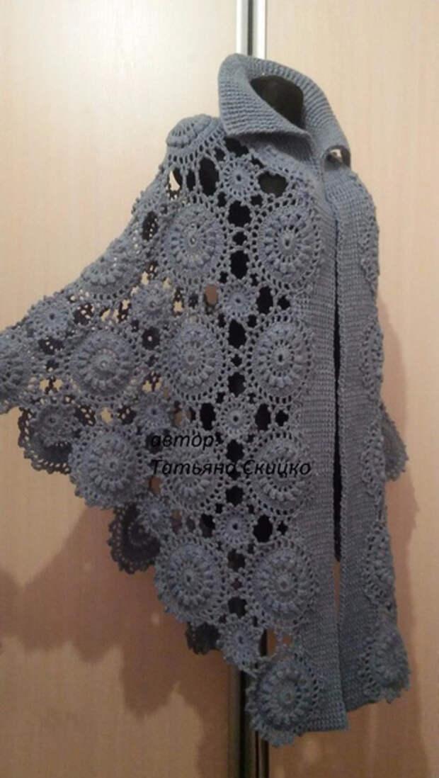 Оригинальное легкое пальто на позднюю весну и раннюю осень: идея для вдохновения 0
