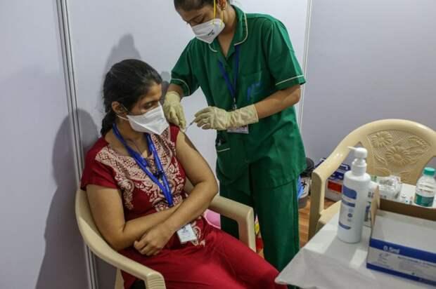 Что происходит с вакцинацией от COVID-19? Апрель 2021.