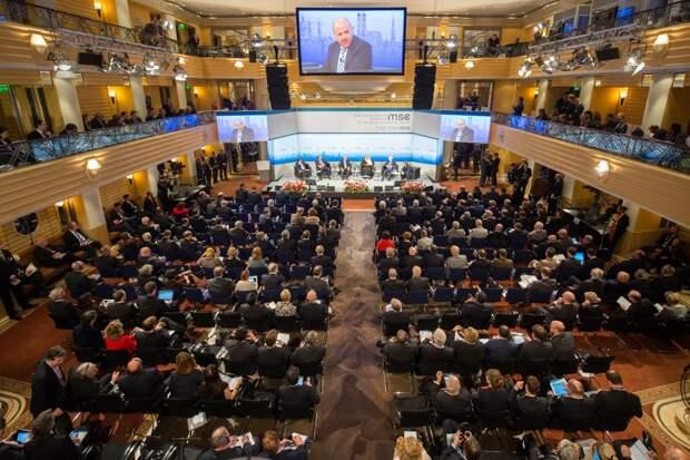 Мюнхенская конференция — 2021