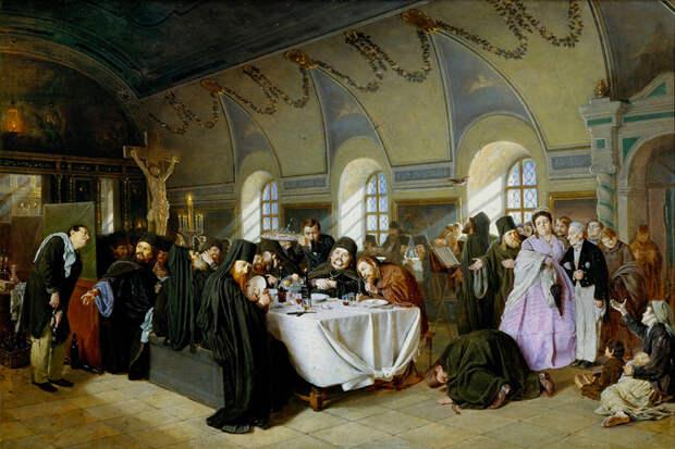 Кризис церкви при Николае II