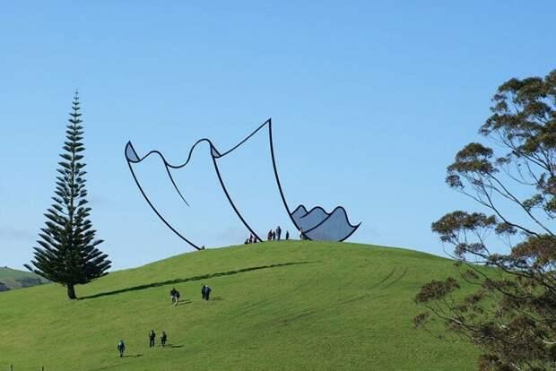 Новозеландская скульптура