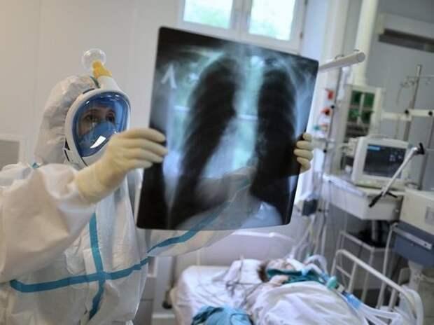 Россия «наградила» мир новым штаммом коронавируса