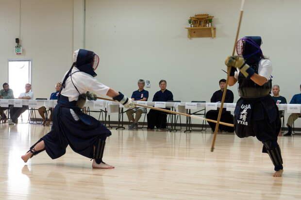 Нагината — японский меч с большой историей