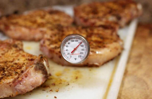 Маринуем свинину в воде с солью и сахаром: один час и мясо будет сочным