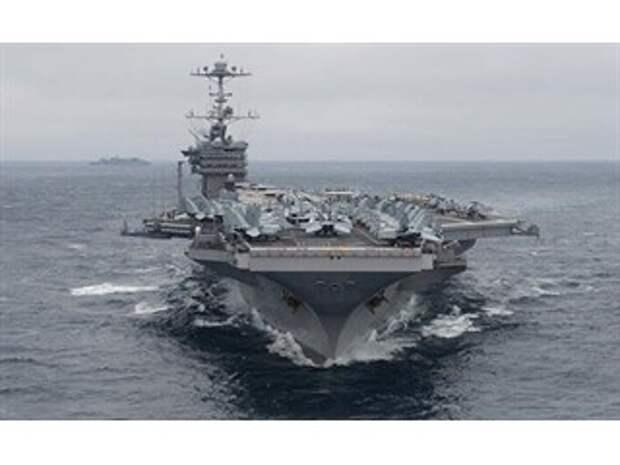 Секретный доклад Конгрессу: американский флот разложен «воук-идеями» и неспособен победить в войне с Китаем