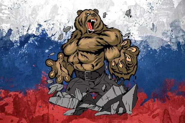 Россияне назвали олицетворяющее Россию животное