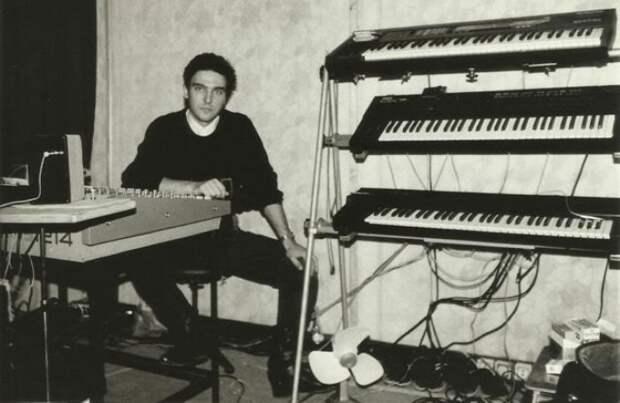 Певец, музыкант, композитор Андрей Державин | Фото: stories-of-success.ru