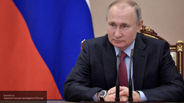 Более половины граждан РФ готовы проголосовать за Путина в 2024 году