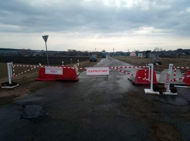 В Малопургинском районе Удмуртии сняли карантин по коронавирусу