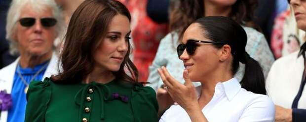 Кейт Миддлтон и Меган Маркл не посетят открытие памятника принцессе Диане