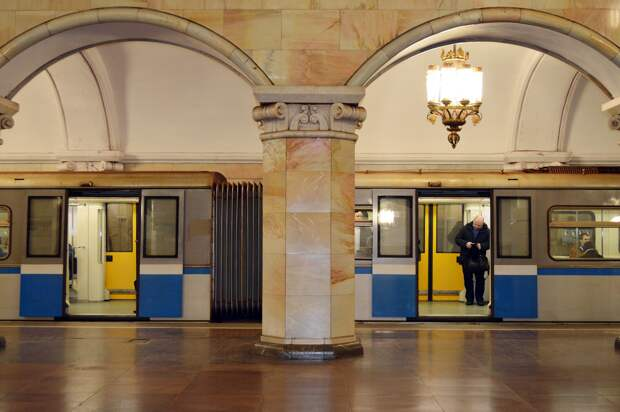 В Москве закрыли несколько станций метрополитена