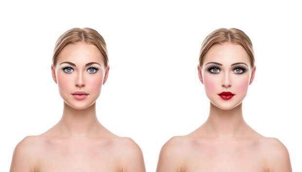 Вот, как менялись тренды в макияже с 1920‑х годов по 2020‑е