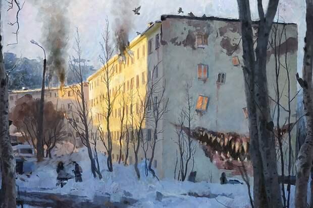 «Утро недоброе» или Апокалипсис по-российски