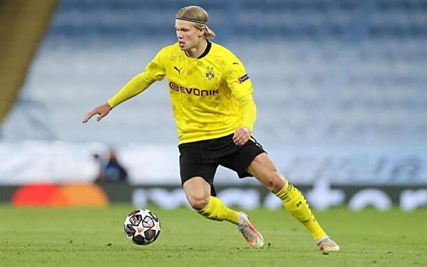 Холанд установил рекорд среди футболистов «Боруссии» по числу гостевых голов в одном сезоне