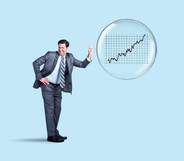 4 Ways I'm Preparing for the Stock Market Bubble to Burst