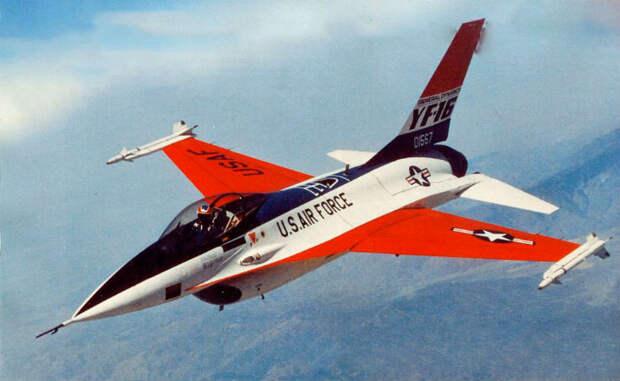 40 лет процветания: истребитель F-16 Fighting Falcon