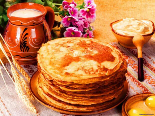На Масленицу блины на ВДНХ будут печь по уникальным рецептам. Фото: pixabay.com