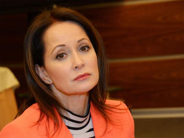 Ольга Кабо после расставания с мужем показала любимого мужчину