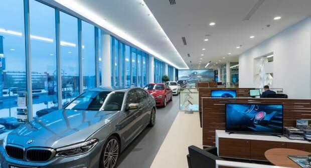 BMW нарастила в России продажи за 9 месяцев 2021 года на 19,4%