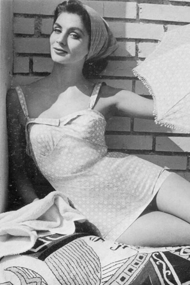 Девушка из прошлого: Сьюзи Паркер
