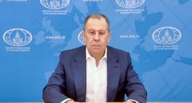 Сергей Лавров Грозный, это последнее предупреждение Западу