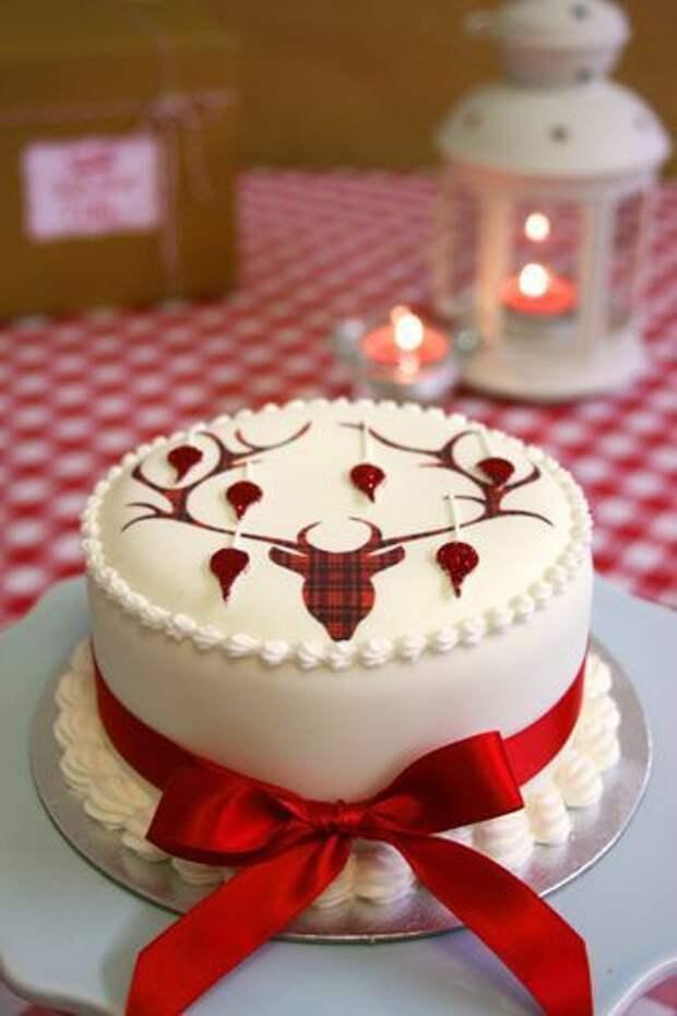 Прорезные торты из мастики (ПОДБОРКА)