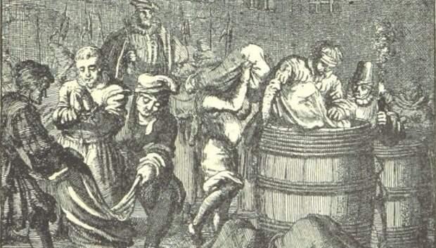 Poena cullei или «казнь в мешке»: самое суровое римское наказание