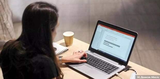 Сергунина подвела итоги молодежного образовательного проекта «Бизнес-уик-энд».Фото: М. Денисов mos.ru