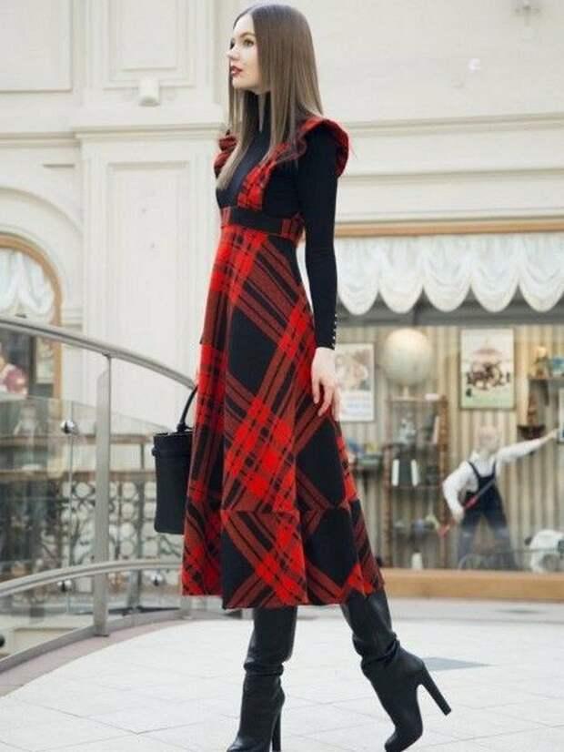 Платье на зиму 2020-2021 – комфортно и привлекательно. Что будет актуально в будущем сезоне?