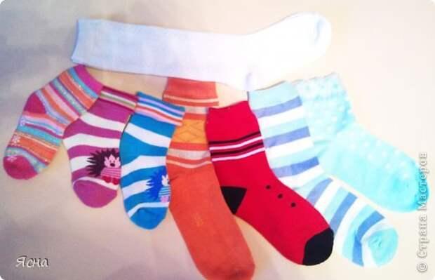Мастер-класс Поделка изделие Новый год Шитьё И снова снеговики из носков + мои дополнения Носки фото 2