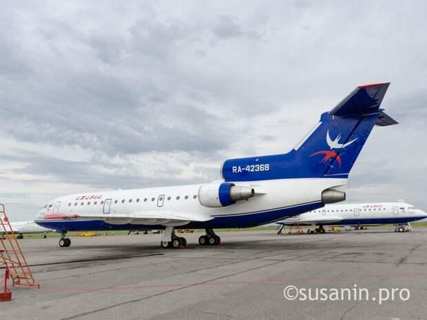 «Ижавиа» вошла в топ-25 авиакомпаний в мире по загрузке бортов