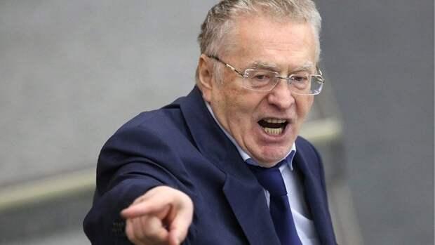 Владимир Жириновский предсказал запрет КПРФ в России