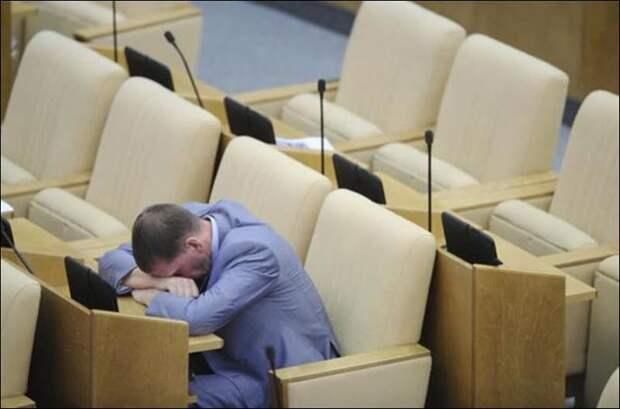 Будни депутатов Государственной Думы (47 фото)