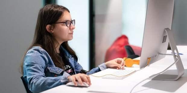 BCG: Москва – среди лидеров по уровню развития цифровой культуры в школе. Фото: М. Мишин mos.ru