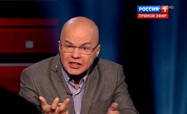 Соловьев навсегда выгнал из студии Ковтуна после спора о коронавирусе