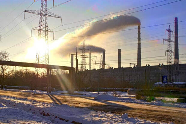 ТЭС Украина кризис