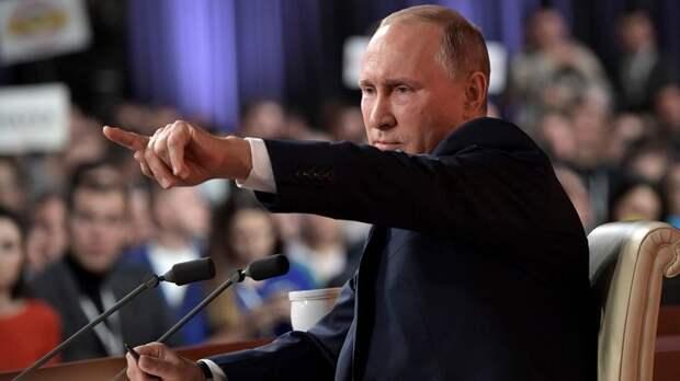 За и против: западные СМИ разделились во мнении, подводя итоги пресс-конференции Путина