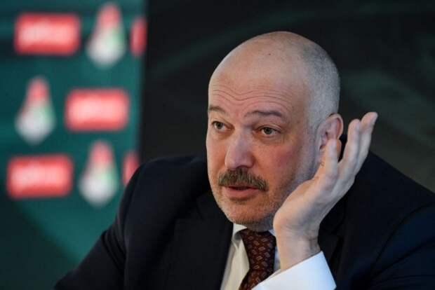 В «Локомотиве» полностью сменилось руководство клуба