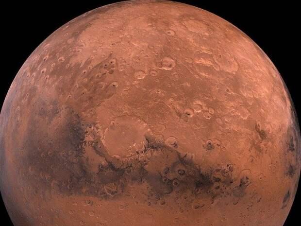 На видео NASA попали впечатляющие сюжеты с поверхности Красной планеты