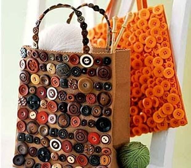 необычная сумка своими руками